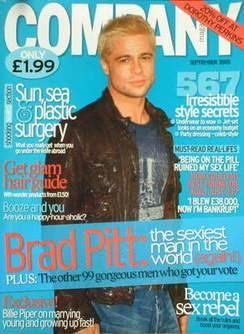 Company magazine - September 2005