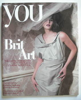 <!--2008-02-10-->You magazine - Brit Art cover (10 February 2008)