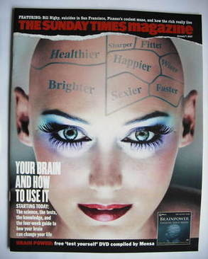 <!--2007-01-07-->The Sunday Times magazine - Your Brain And How To Use It c