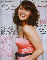 <!--2009-04-26-->Celebs magazine - Charlie Brooks cover (26 April 2009)