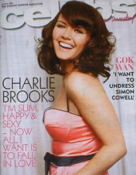 Celebs magazine - Charlie Brooks cover (26 April 2009)
