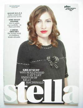 Stella magazine - Kelly Macdonald cover (6 January 2008)