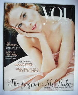 <!--2005-08-28-->You magazine - Sarah Jessica Parker cover (28 August 2005)
