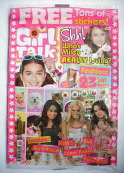 Girl Talk magazine (25 February - 10 March 2009)