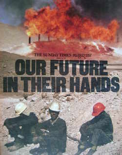 <!--1974-03-10-->The Sunday Times magazine - Our Future In Their Hands cove