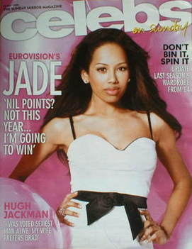 <!--2009-05-10-->Celebs magazine - Jade Ewen cover (10 May 2009)