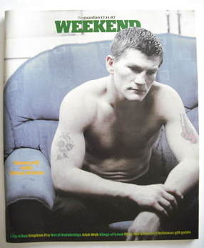 The Guardian Weekend magazine - 17 November 2007 - Ricky Hatton cover