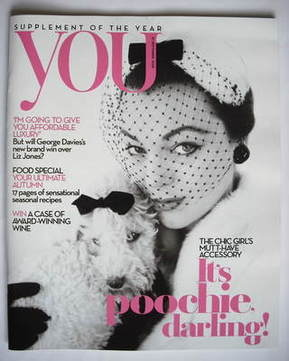 <!--2009-09-27-->You magazine - It's Poochie Darling cover (27 September 20