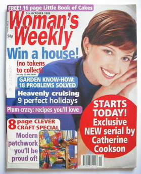 <!--1999-10-05-->Woman's Weekly magazine (5 October 1999)