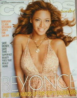 <!--2009-05-17-->Celebs magazine - Beyonce Knowles cover (17 May 2009)