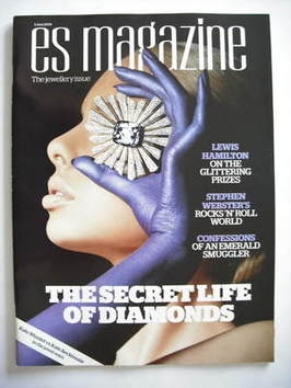 <!--2009-06-05-->Evening Standard magazine - The Jewellery Issue (5 June 20