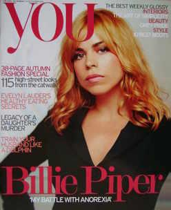 <!--2006-09-24-->You magazine - Billie Piper cover (24 September 2006)