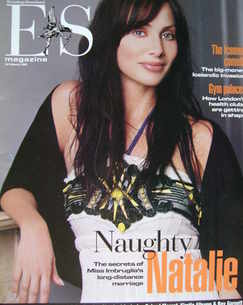 <!--2005-02-18-->Evening Standard magazine - Natalie Imbruglia cover (18 February 2005)