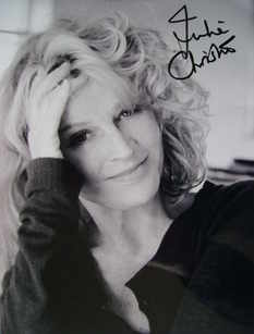 Julie Christie autograph