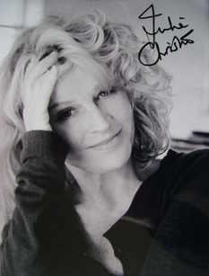 Julie Christie autograph