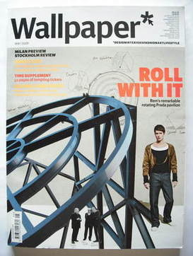 <!--2009-05-->Wallpaper magazine (Issue 122 - May 2009)