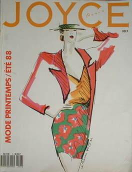 Joyce magazine - January/February 1988