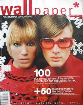 <!--2000-12-->Wallpaper magazine (Issue 34 - December 2000)