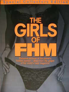 The Girls of FHM 1999 - Special Collector's Edition