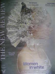 The New Review magazine - 15 June 2008 - Women In White cover