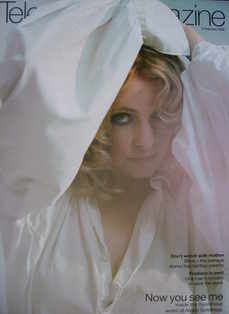 <!--2008-02-02-->Telegraph magazine - Alison Goldfrapp cover (2 February 20