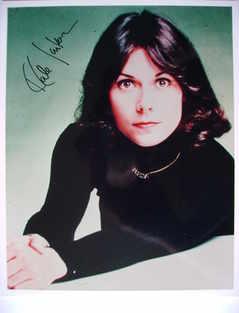 Kate Jackson autograph