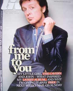 <!--2008-05-11-->Live magazine - Paul McCartney cover (11 May 2008)
