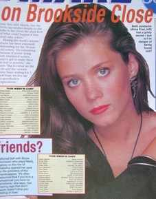 Anna Friel Clippings
