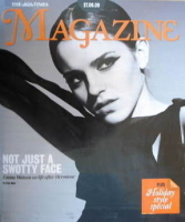 <!--2009-06-27-->The Times magazine - Emma Watson cover (27 June 2009)