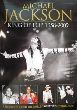 Michael Jackson magazine - King Of Pop 1958-2009 (July 2009)