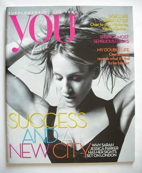 <!--2009-03-15-->You magazine - Sarah Jessica Parker cover (15 March 2009)