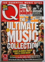 <!--2005-04-->Q magazine - The Ultimate Music Collection cover (April 2005)