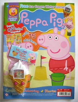<!--2009-07-->Peppa Pig magazine - No. 44 (July 2009)