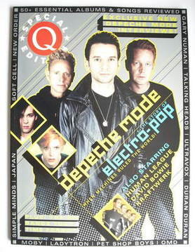 Q magazine Special Edition - The Story of Electro Pop