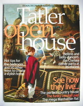 Tatler supplement - Tatler Open House