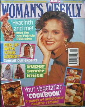 <!--1993-10-19-->Woman's Weekly magazine (19 October 1993)