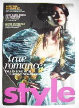 Style magazine - True Romance cover (30 March 2008)