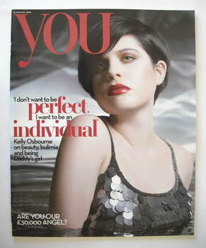 <!--2008-01-13-->You magazine - Kelly Osbourne cover (13 January 2008)