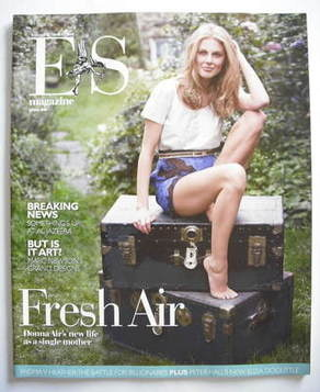 <!--2008-05-16-->Evening Standard magazine - Donna Air cover (16 May 2008)