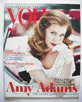 <!--2009-05-10-->You magazine - Amy Adams cover (10 May 2009)