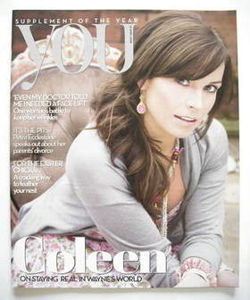 <!--2009-04-12-->You magazine - Coleen Rooney cover (12 April 2009)