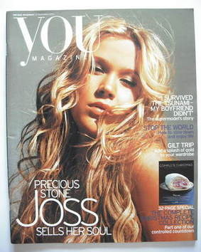 <!--2005-11-27-->You magazine - Joss Stone cover (27 November 2005)
