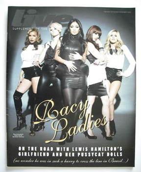 <!--2008-11-09-->Live magazine - Pussycat Dolls cover (9 November 2008)