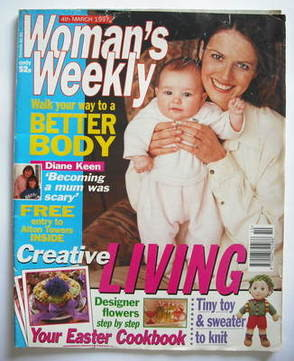 <!--1997-03-04-->Woman's Weekly magazine (4 March 1997)