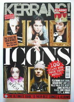<!--2007-01-01-->Kerrang! Klassic Special Edition Icons