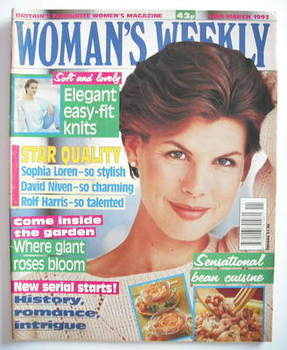 <!--1993-03-16-->Woman's Weekly magazine (16 March 1993)