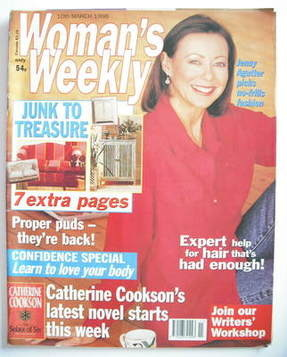 <!--1998-03-10-->Woman's Weekly magazine (10 March 1998)
