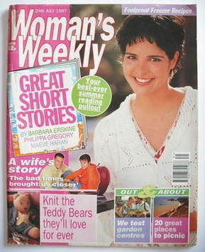 <!--1997-07-29-->Woman's Weekly magazine (29 July 1997)