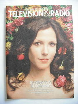 Television&Radio magazine - Mary-Louise Parker cover (4 August 2007)