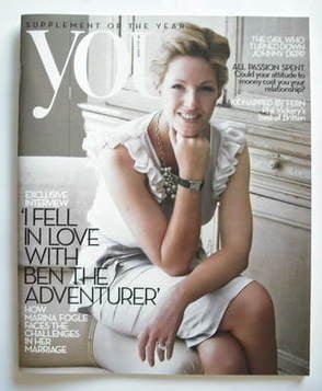 <!--2009-07-26-->You magazine - Marina Fogle cover (26 July 2009)
